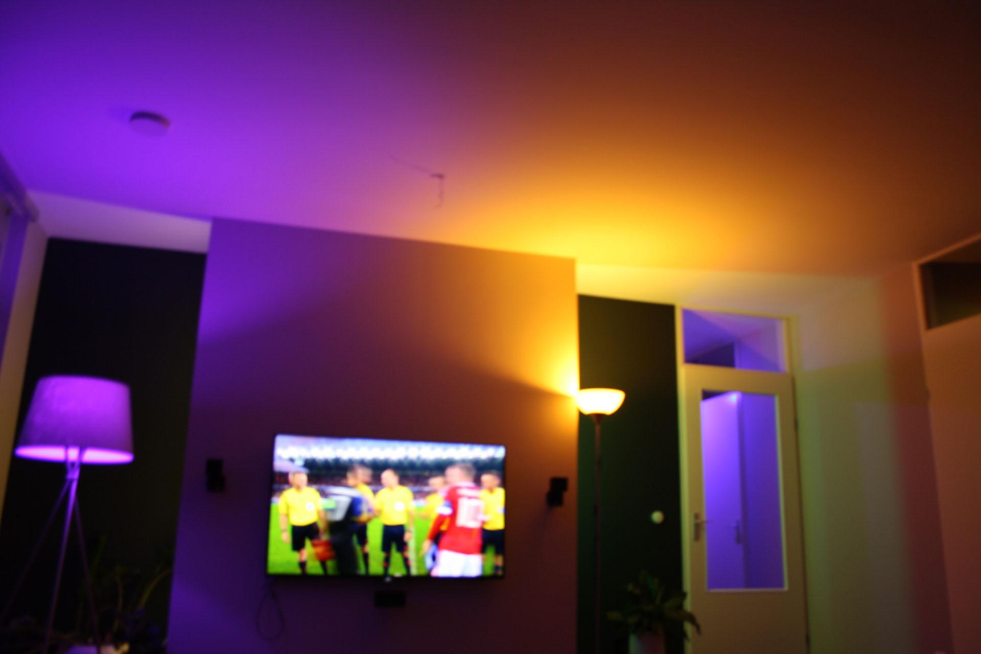 Slaapkamer Lamp Philips : Verlichting in kleur philips hue domotica center