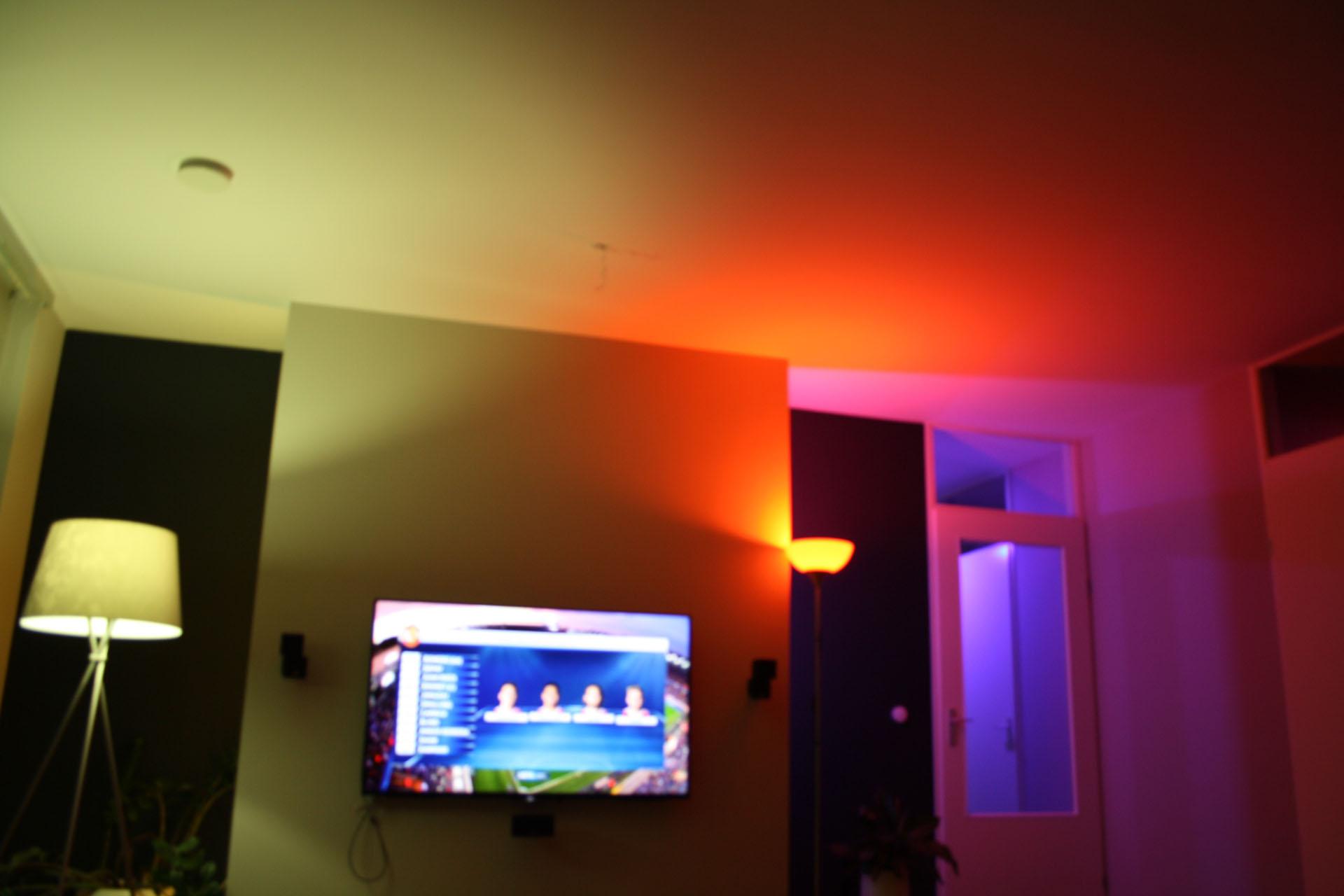 Verlichting in kleur - Philips Hue - Domotica Center